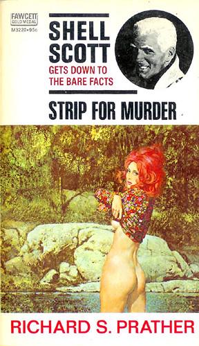Strip for Murder: A Shell Scott Novel (Fawcett Gold Medal ... Will Smith Murder