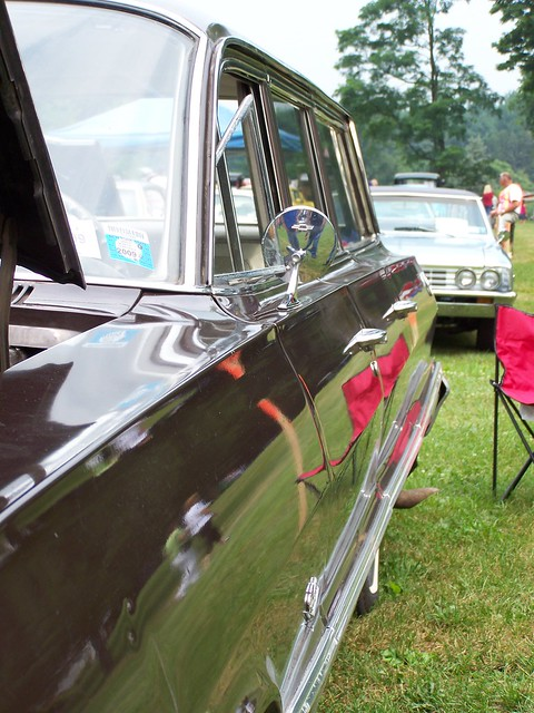 Blenheim Ny Car Show