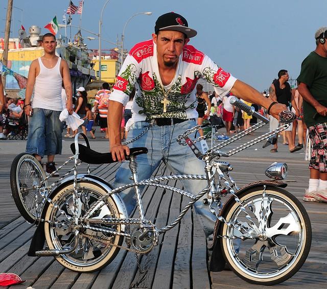 6 8 Cool Custom Lowrider Bike 169 2008 Norman Blake All Right