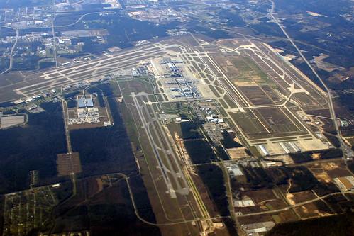 George Bush Intercontinental Airport Houston Texas