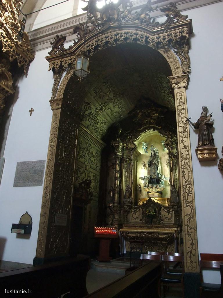 Chapelle de léglise des Carmélites