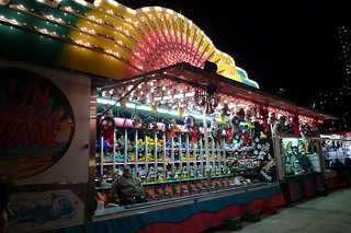 Carnival Game Booths | by Eric Kilby