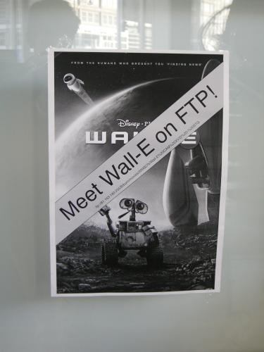25c3 - meet wall-e on FTP! | by datacop