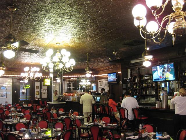 Desire Oyster Bar Restaurant Menu