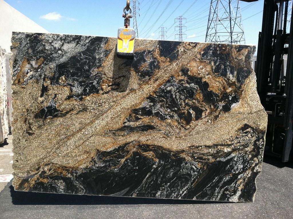 Volcano Granite 2cm Block 1056 1 Slab 102x69 Arizona
