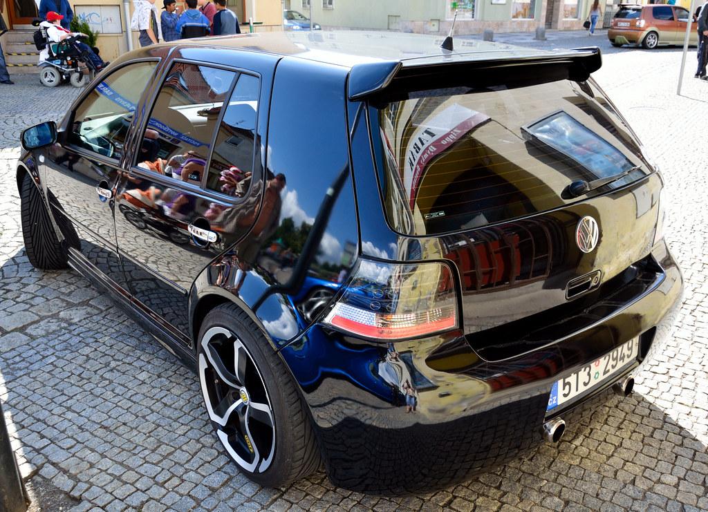 Volkswagen Golf Mk4 tuning | Thomas T. | Flickr