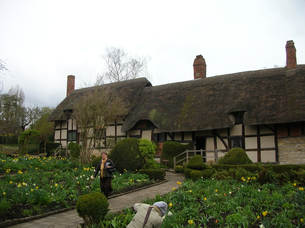 Anne Hathaway Cottage Hathaway Family Home And