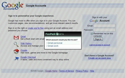 1 Click Login to Gmail