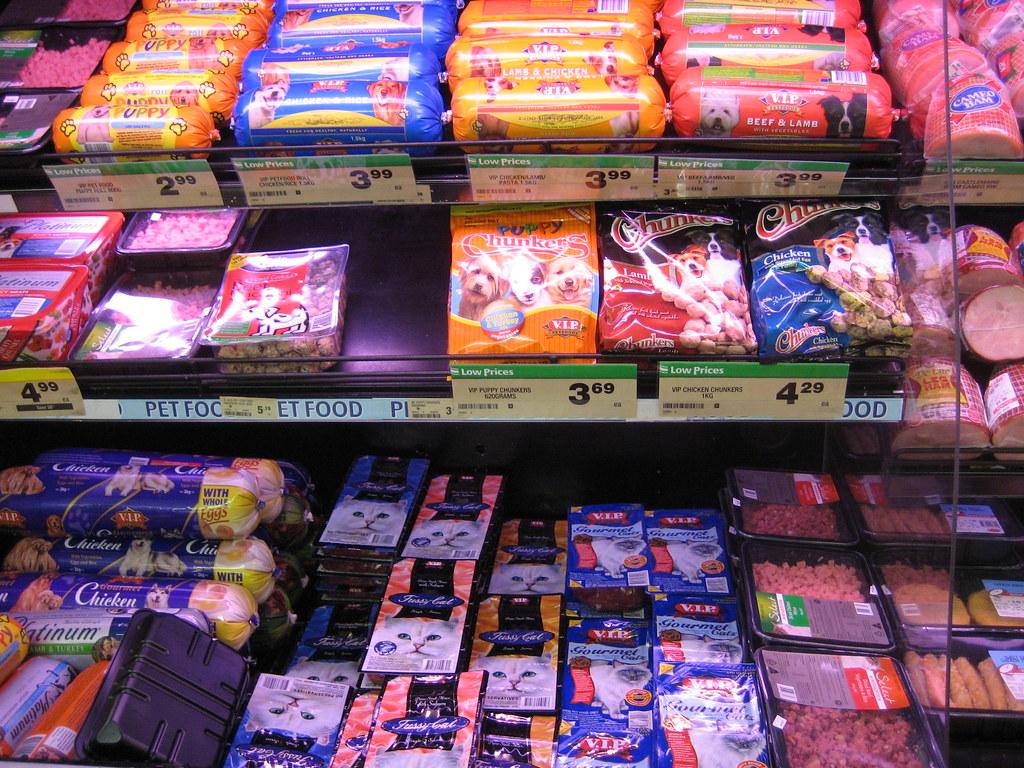 Refrigerated Dog Food