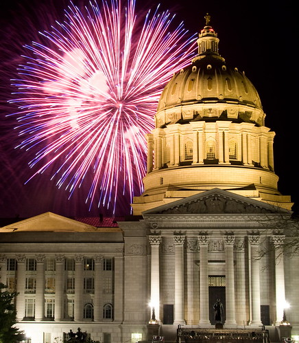 Capitol Fireworks 7.4.2008 | by Notley