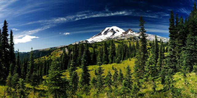 Image result for mt rainier wonderland trail