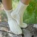 Fascine Braid Socks