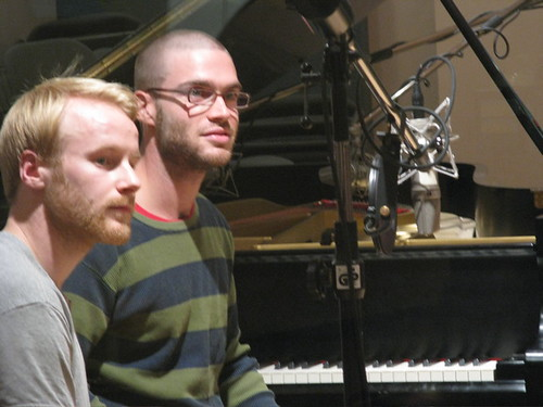 Parker & Oyvind chat with George Thomas | by Vermont Public Radio