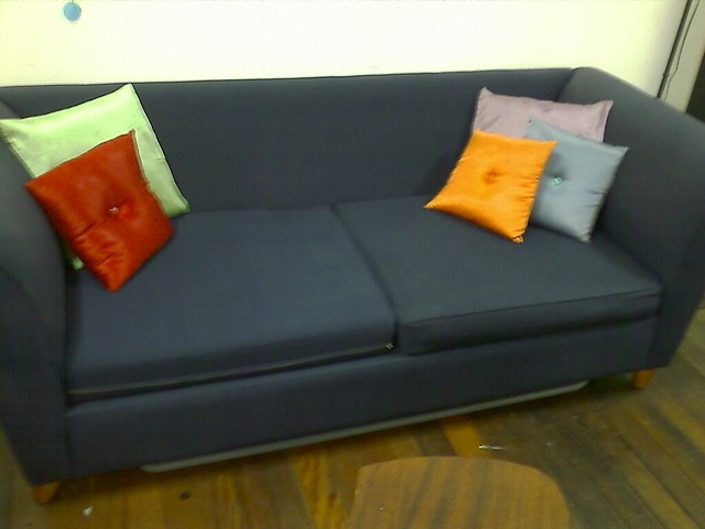For Sale Ikea Couch Folds Out Into A Bed Cushions Flickr Photo Sharing