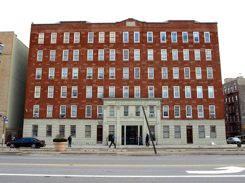 BERGER COURT Classic Apartment Building, Grand Concourse, U2026 | Flickr
