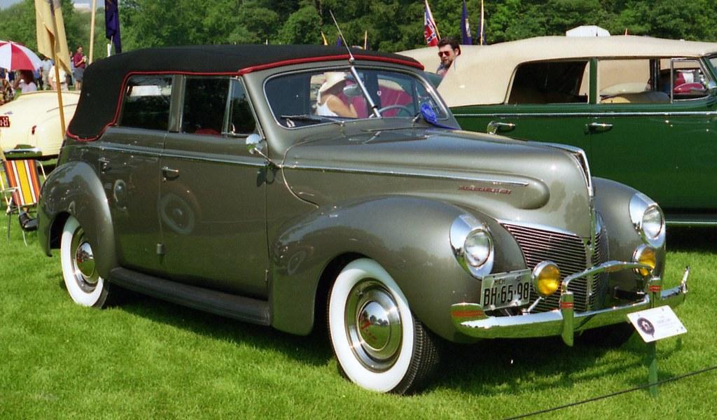 1940 mercury convertible sedan richard spiegelman flickr for 1940 mercury 4 door convertible