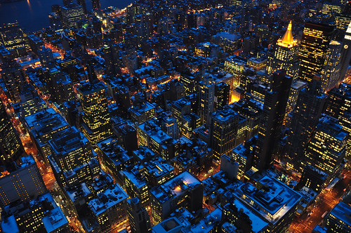 Empire State Building V | by golan