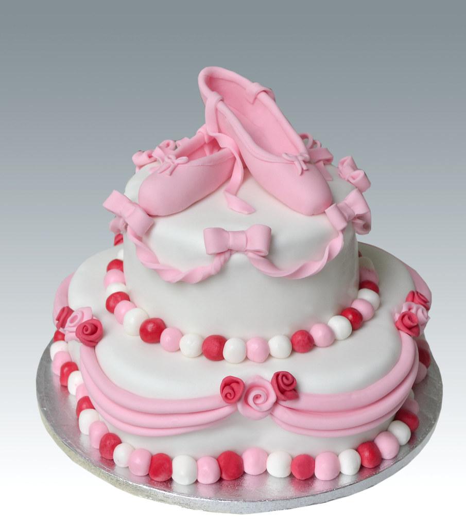 Ballet Cake Pan