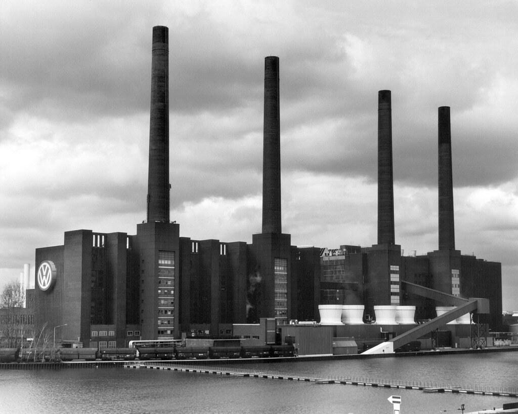 Volkswagen Factory | Date: 1938-1939 Current location