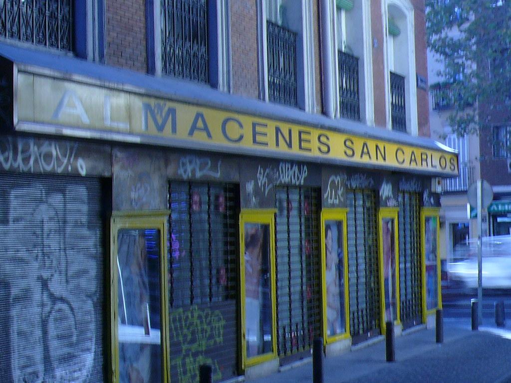 Almacenes san carlos florentino s nchez flickr - Almacenes san carlos ...