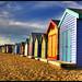 Brighton Bathing Boxes 2