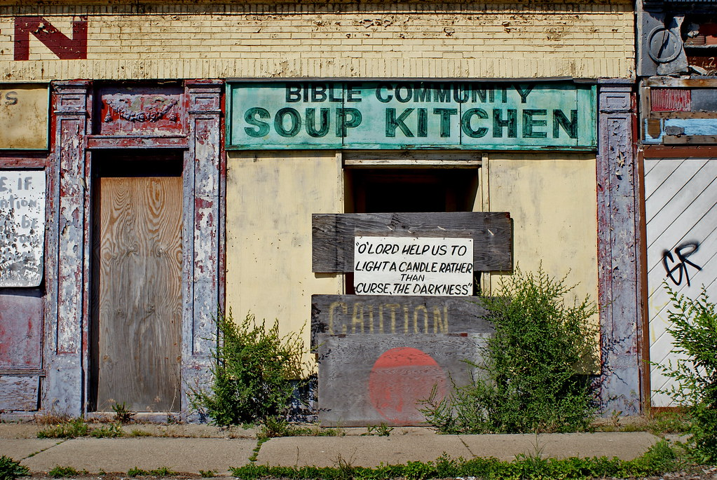 soup kitchen rosa parks blvd 12th st detroit 6 08 flickr
