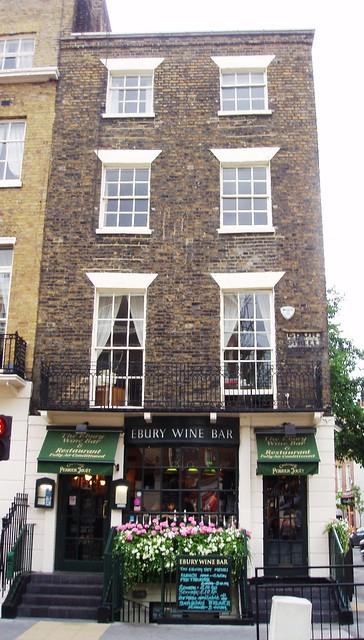 uni restaurant ebury street