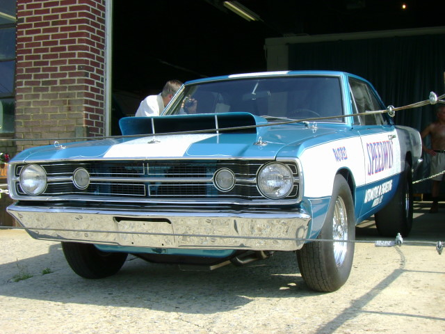 1968 Dodge Dart Lo23 Super Stock The Restored Speedwin
