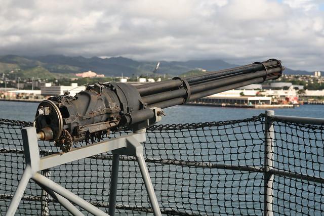 M61 Vulcan Gatling Hornet gun-Hornetin tykki - YouTube