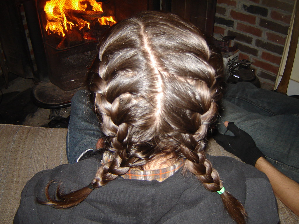 French braids thats a boy marcus let me french braid his flickr ccuart Gallery