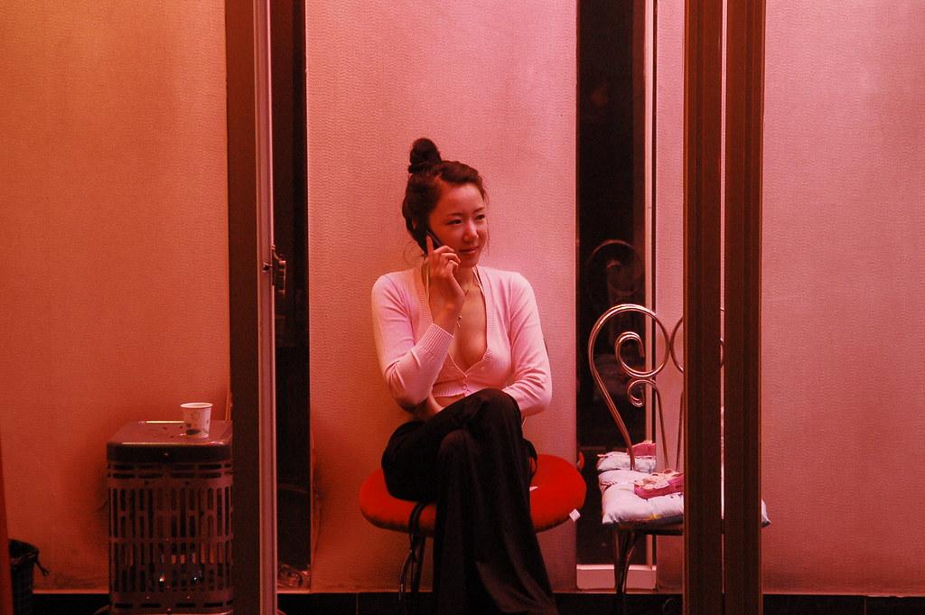 Korean Call Girl     Flickr-7700