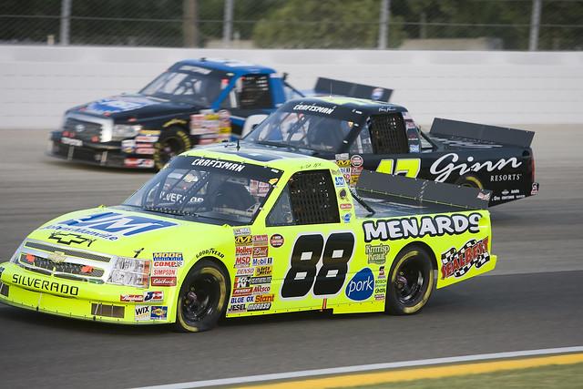 Matt Crafton NASCAR Craftsman Truck Series Toyota Tundra