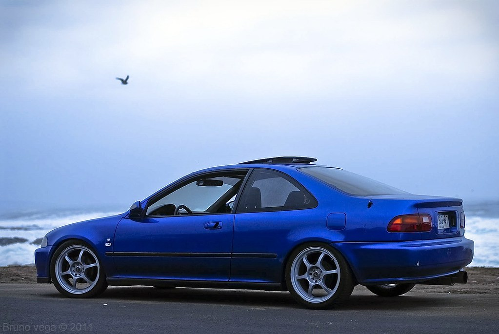 Honda Civic Coupe Ej1 Brunoamaru Flickr