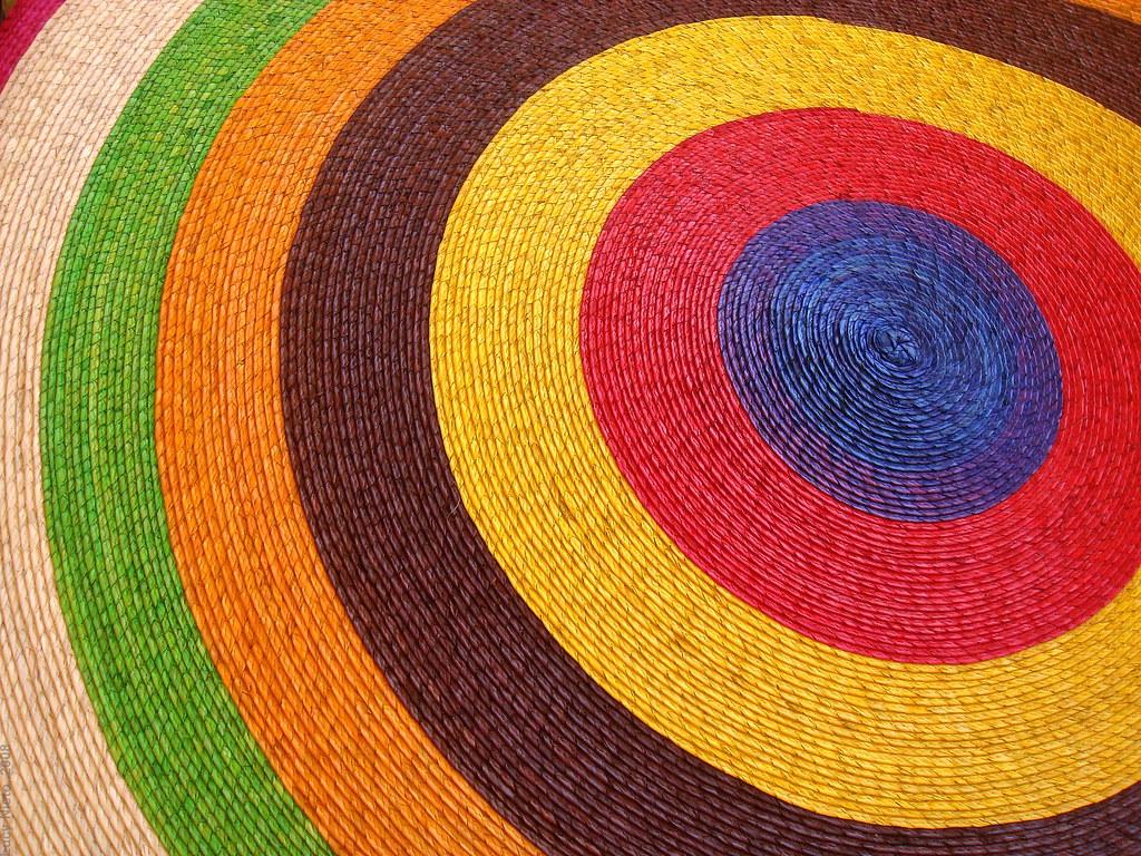 Tapete de palma - 2008 2325 | Album/Set: Colores II ...