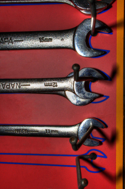 Misplaced wrench - Flickr - Photo Sharing!