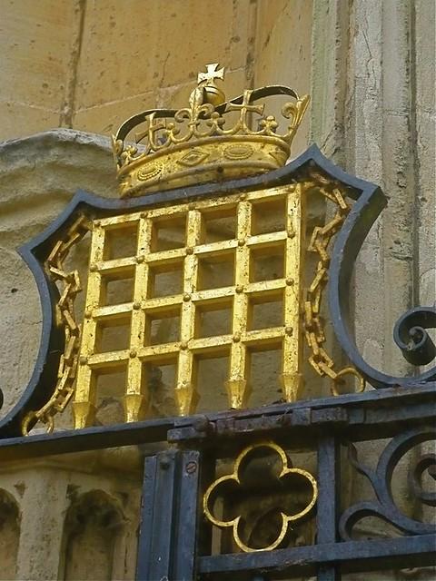 Cambridge King's College - The Portcullis   www ...