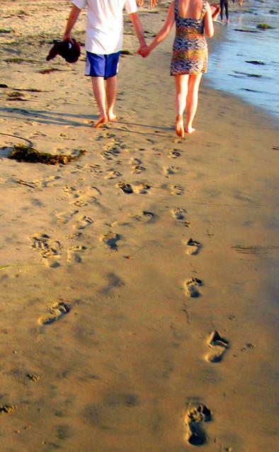 Image result for love footprints
