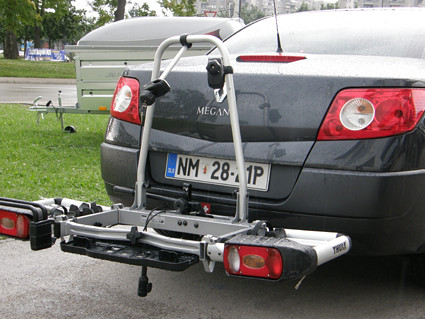 thule 902 euro classic tow bar bike rack carrier. Black Bedroom Furniture Sets. Home Design Ideas