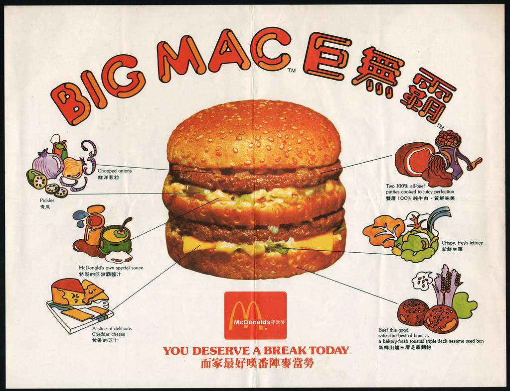 How To Create Fast Food Like Mcdonalds