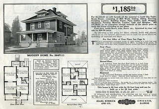 Sears Foursquare::The Chelsea or 264P111 | by Daily Bungalow