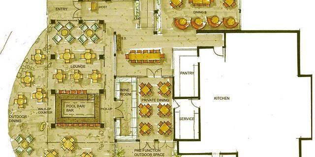 Restaurant Floor Plan Design Restaurant Floor Plan