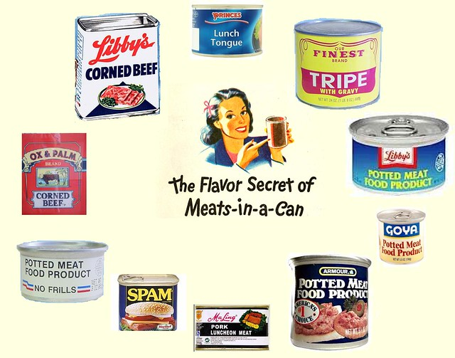 Image result for canned meat