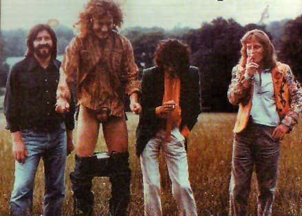 is robert plant gay