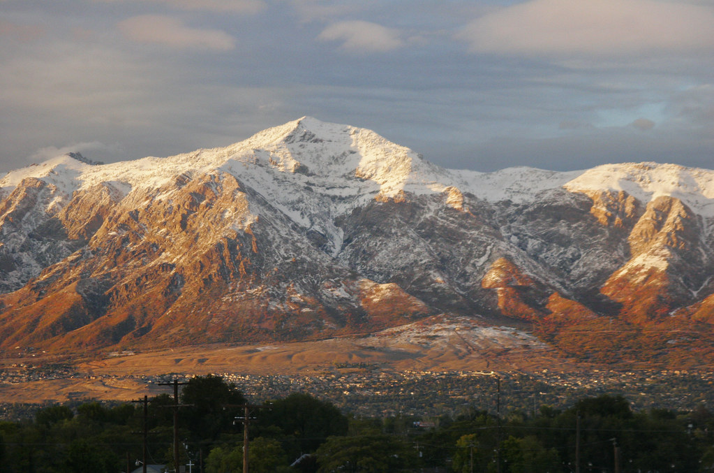 Ben Lomond Mountain Utah Ben Lomond Mountain