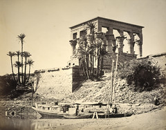 'The Hypaethral Temple, Philae'.
