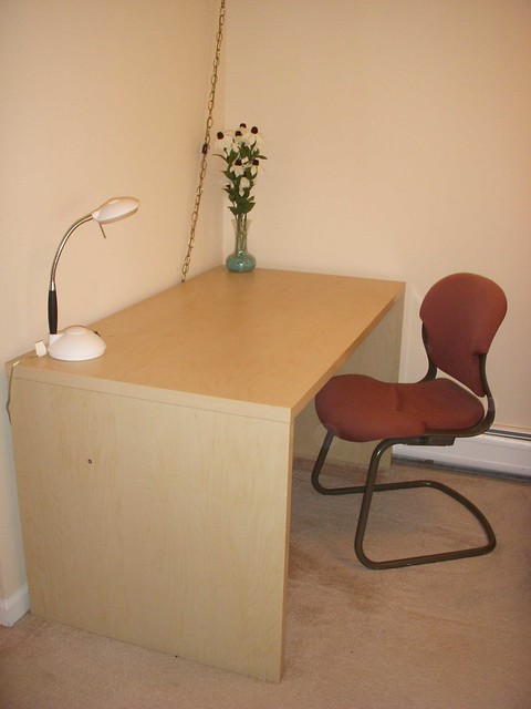 Photo for Study table and chair ikea