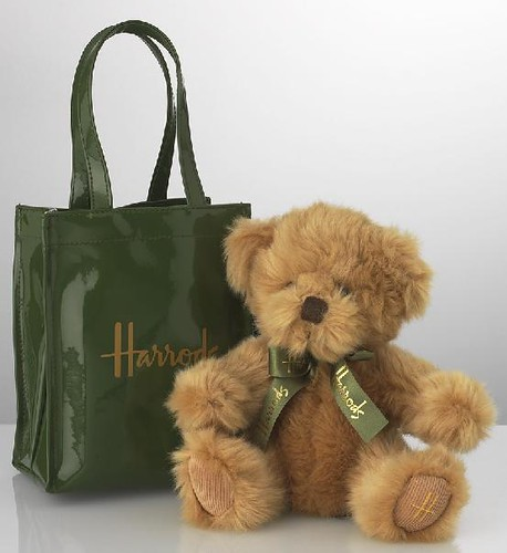 Harrods Teddy BEAR IN mini Green logo tote BAG | Flickr - Photo ...: https://www.flickr.com/photos/all-in-one_online_shop/3878862357