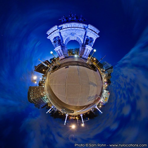 Planet Brooklyn :: Grand Army Plaza | by Sam Rohn - 360° Photography
