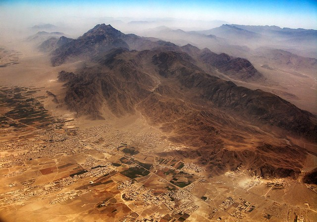 The Magic Of Balochistan Pakistan Viewed From The Air