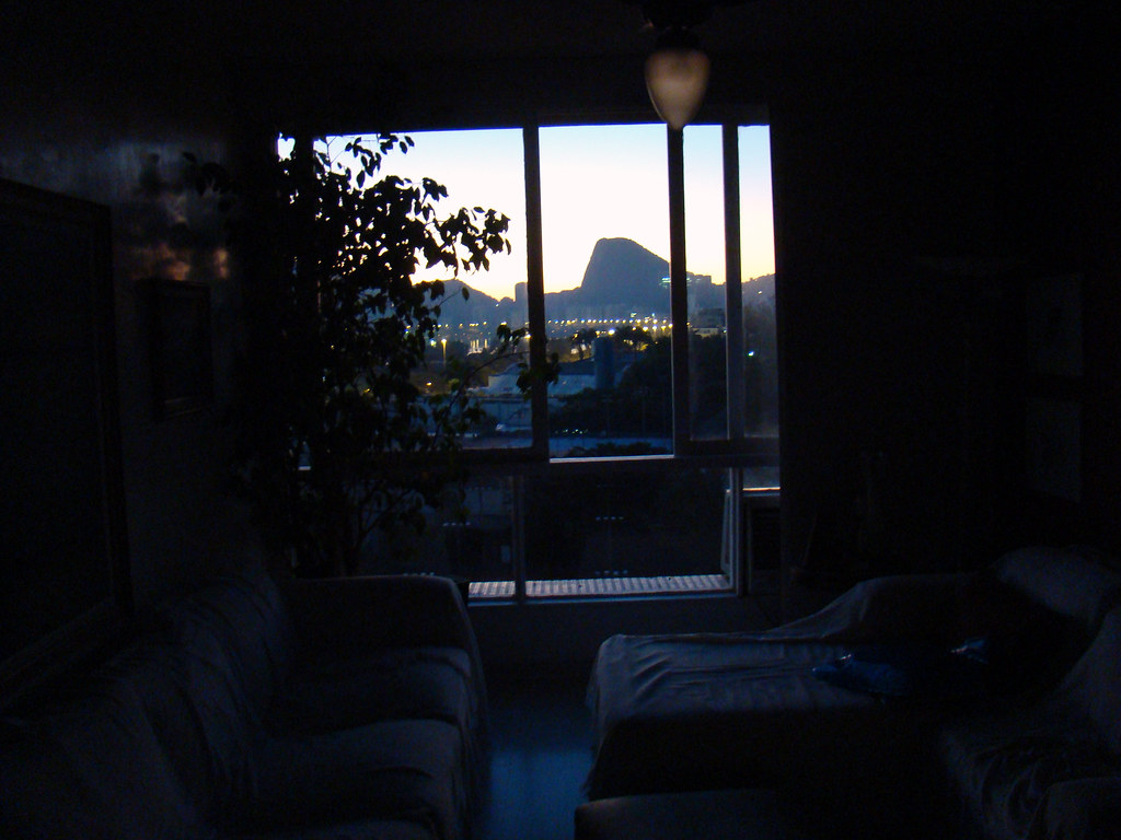 #3C4A8F Da Janela da sala do meu Apto Rio de Janeiro Brasil Flickr 640 Janelas Para Sala